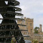 Giles Rayner Coriolis water sculpture