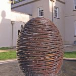 Giles Rayner. Paradox water sculpture