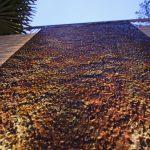 Giles Rayner Firewall water sculpture
