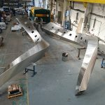 Arches of Oman, Giles Rayner, fabrication. MTL